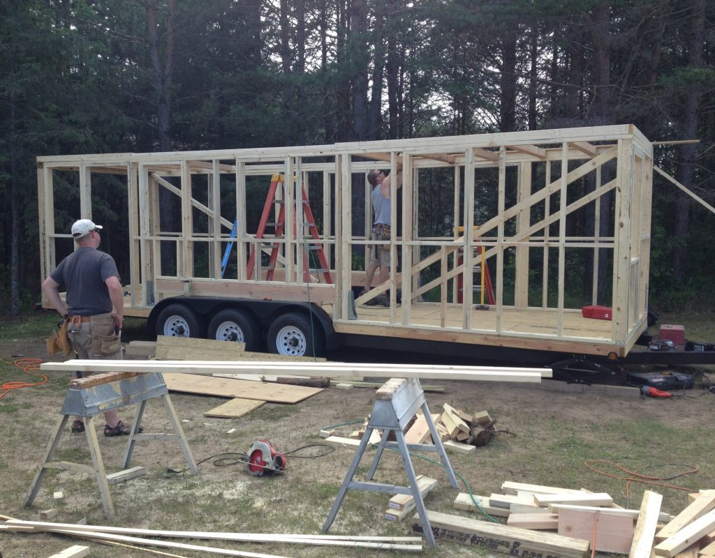 Tiny House Construction Big Lake Monticello MN