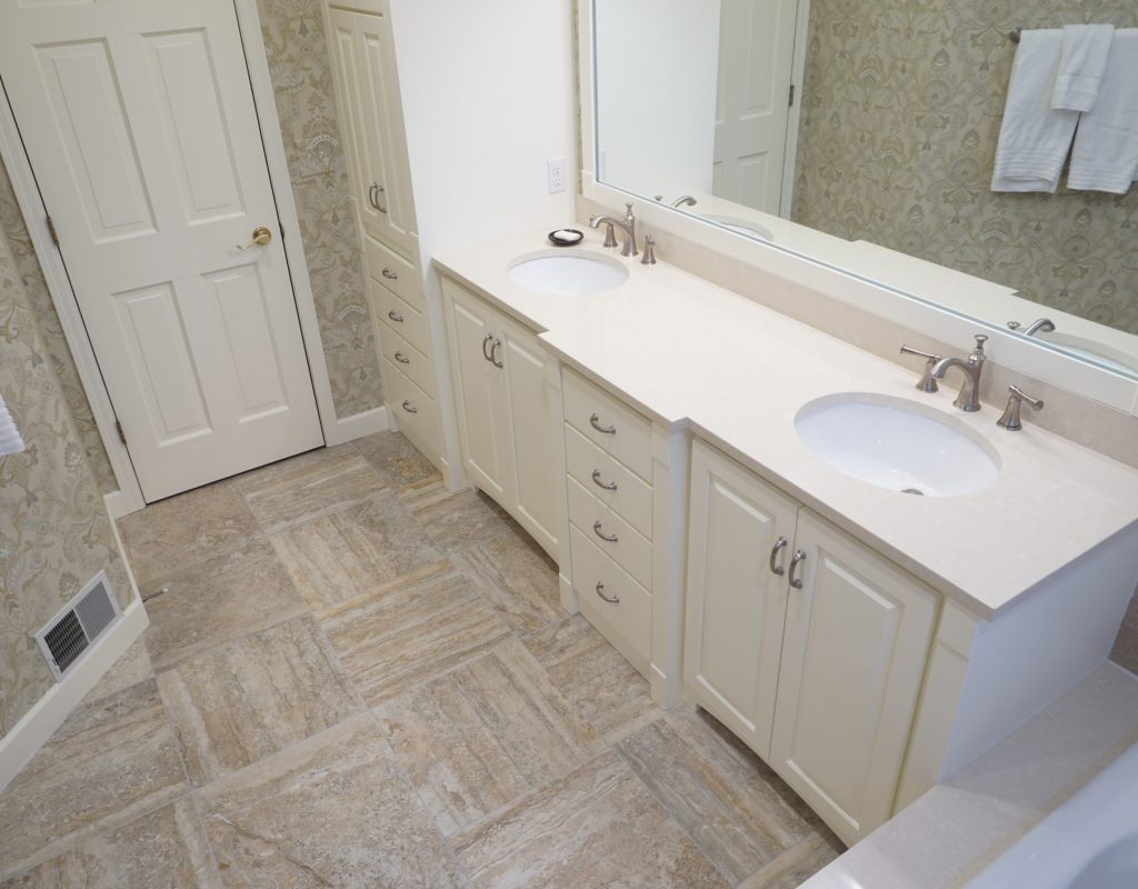 The Elegant Ensuite remodel
